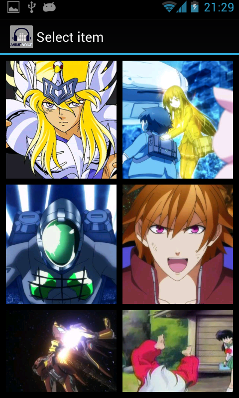 Anime Voice Soundboard Premium APKs | Android APK
