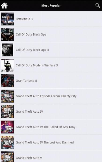 PS3 Cheat Codes 4 APK Download by Greget Media | Android APK