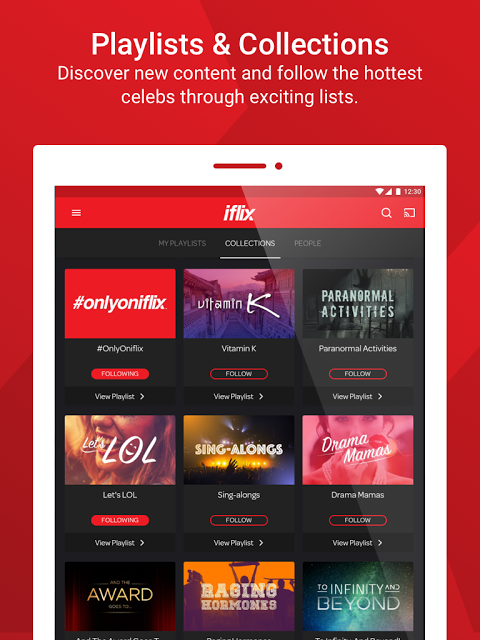 iflix 2.34.0-6823 Screen 7