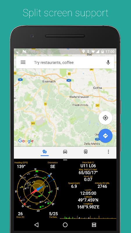 GPS Status & Toolbox 8.4.177 Screen 8