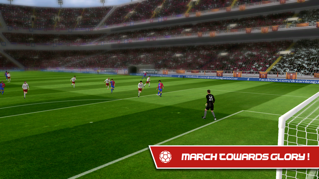 Android Dream League Soccer 2017 Screen 11