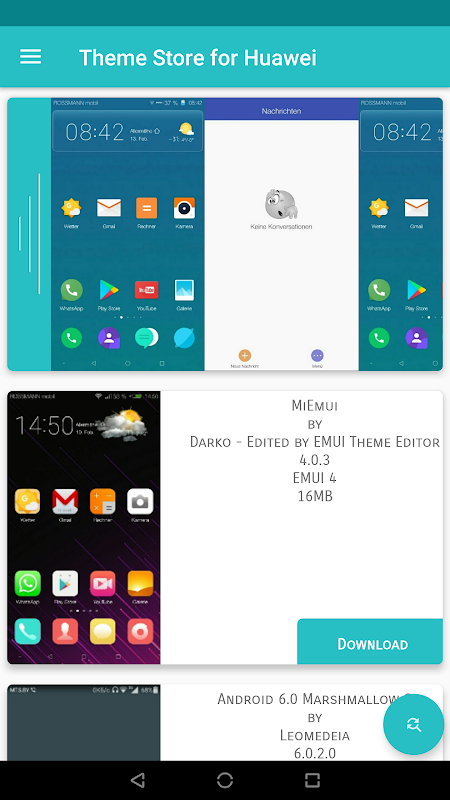 Themes for Huawei & Honor 8.7 Screen 3