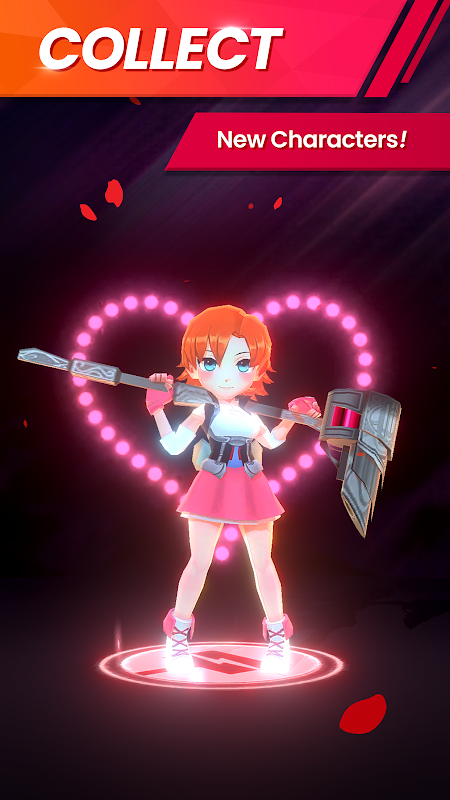 Android RWBY: Amity Arena Screen 2
