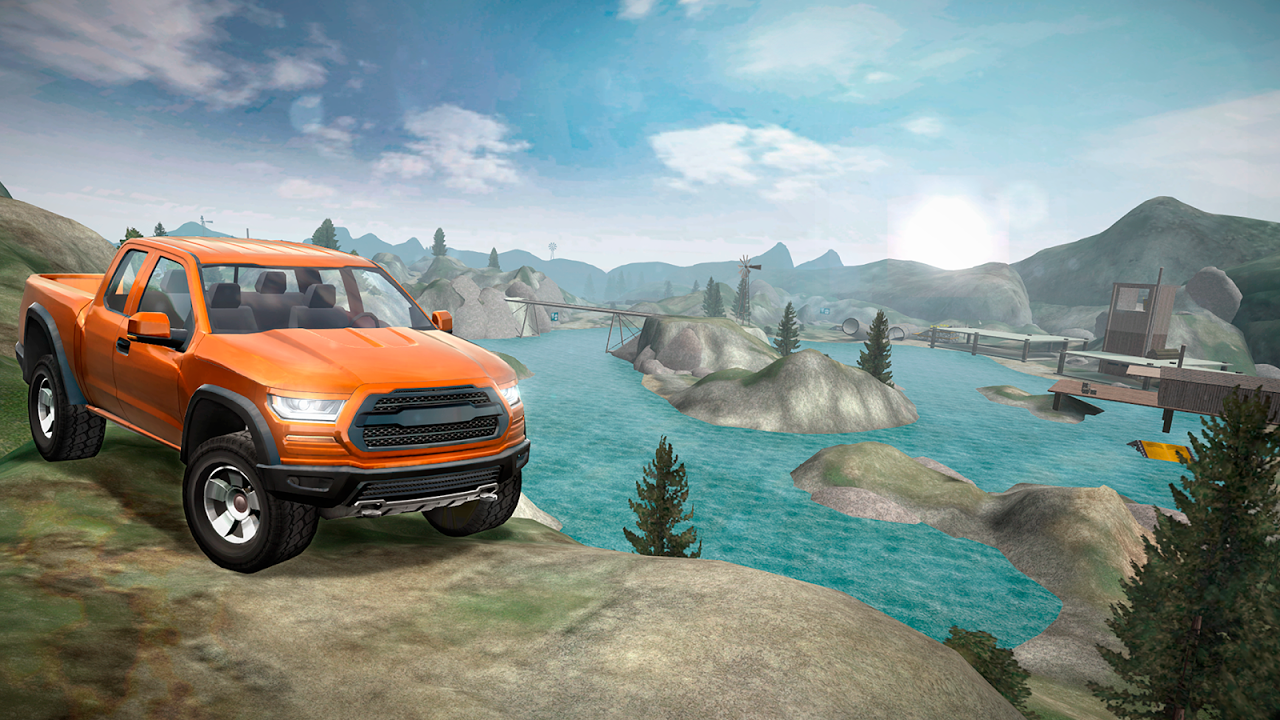 Extreme Car Driving Simulator 2 (Unreleased) 1.0.3 Screen 1