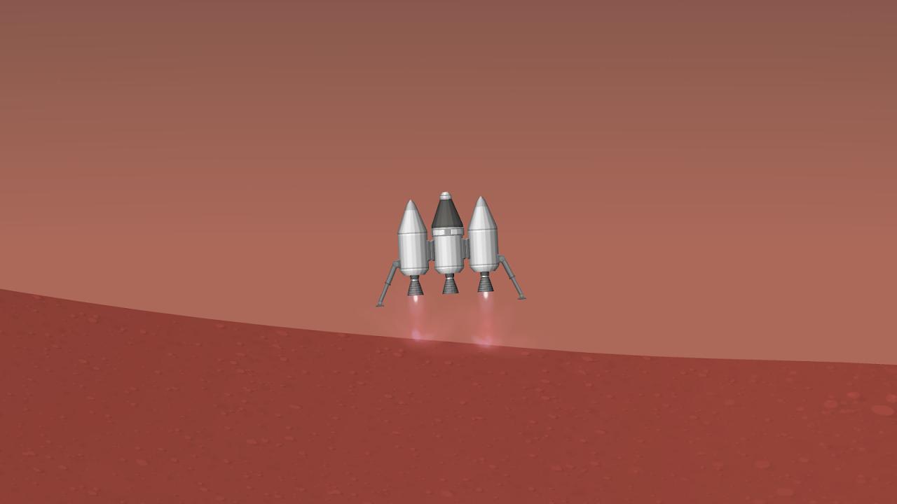 Android Spaceflight Simulator Screen 10