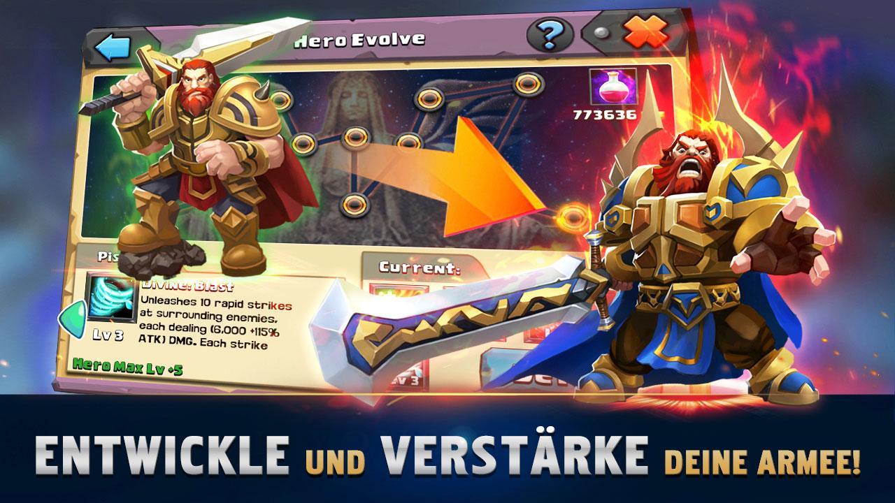 Clash of Lords 2: Ehrenkampf 1.0.191 Screen 2