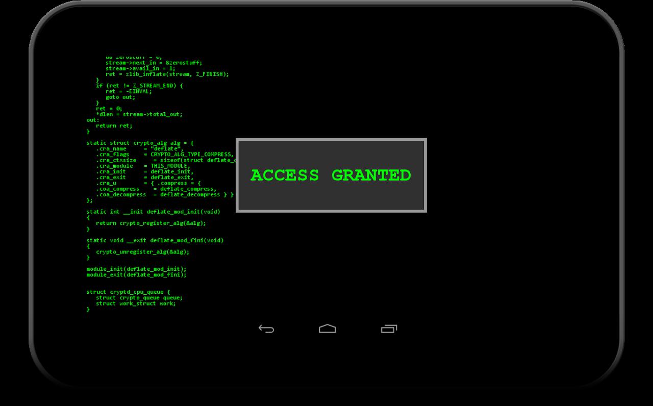 Computer Hacker Prank! 1.14 Screen 6