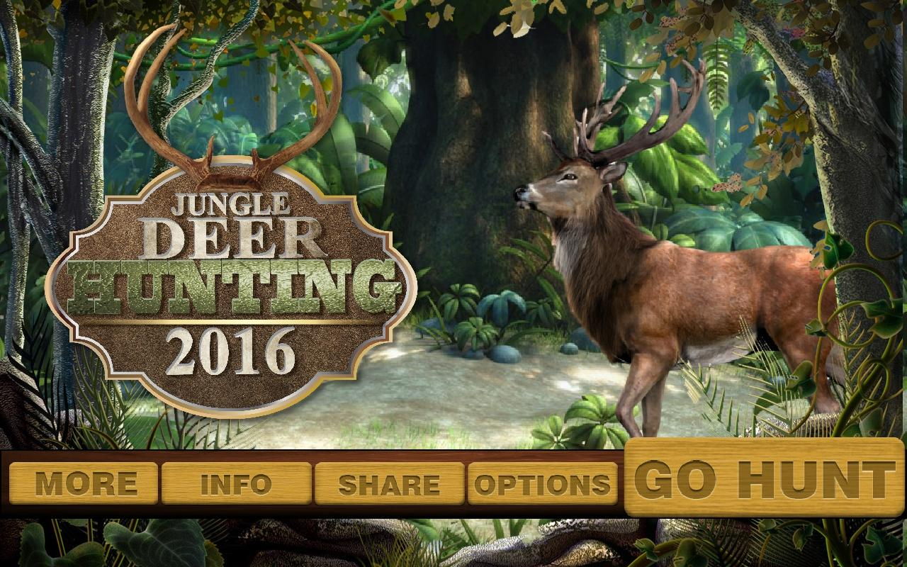 com.softianz.jungle.deer.hunting 1.1 Screen 1