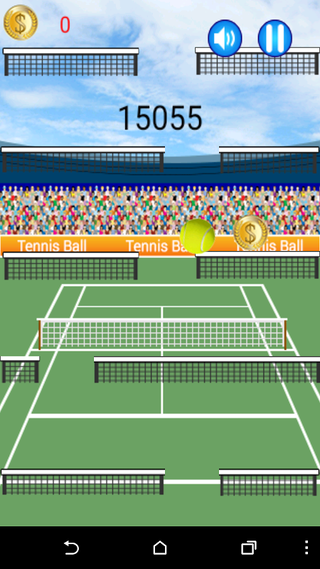 Android Tennis Champion Screen 5