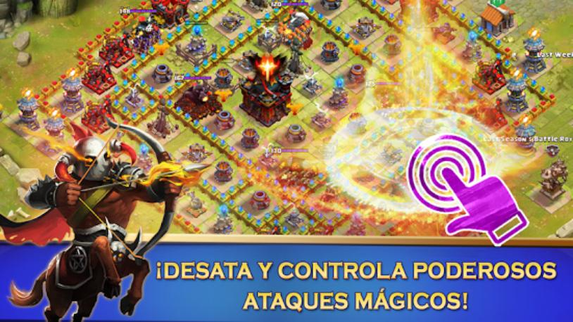 Clash of Lords 2 Espaol 6.7.4.94 Screen 1