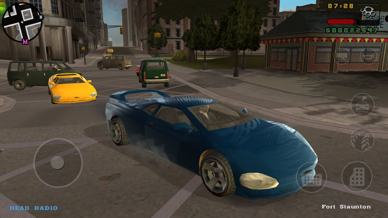 GTA: Liberty City Stories 2.3 Screen 1