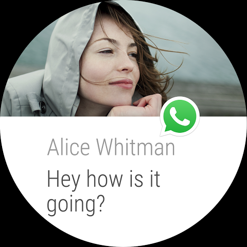 WhatsApp Messenger 2.17.414 Screen 1