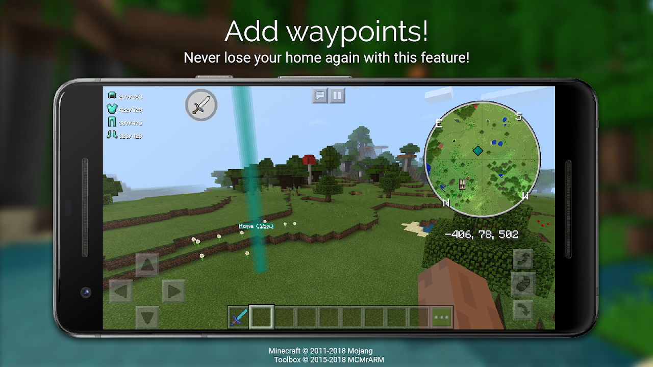 Toolbox for Minecraft: PE 4.6.3 Screen 7