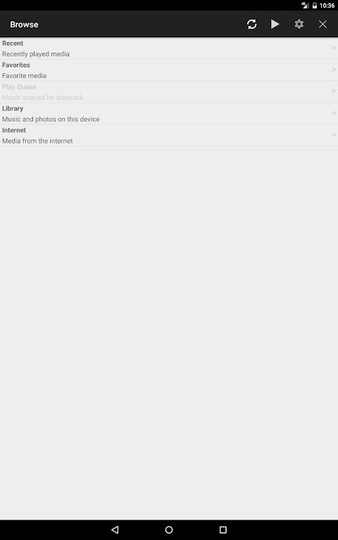 Gizmoot for Zidoo H6 1.5 Screen 9