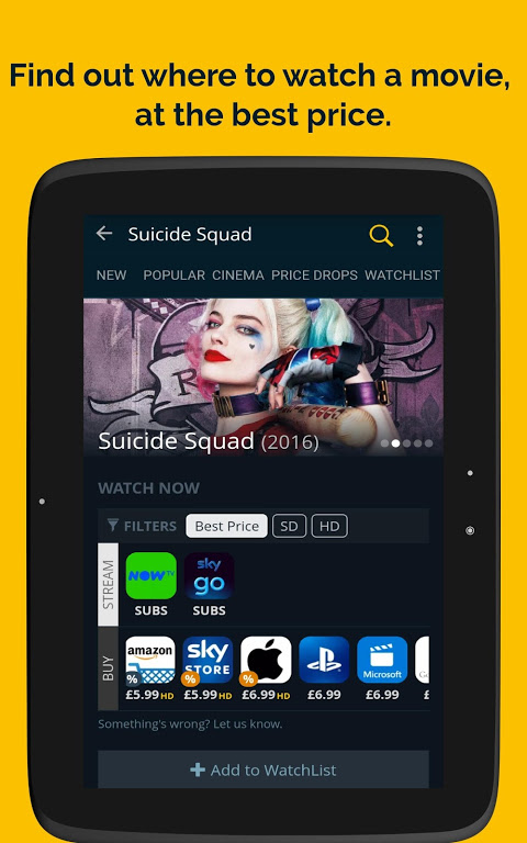 JustWatch - Search Engine for Streaming and Cinema 0.24.58 Screen 12