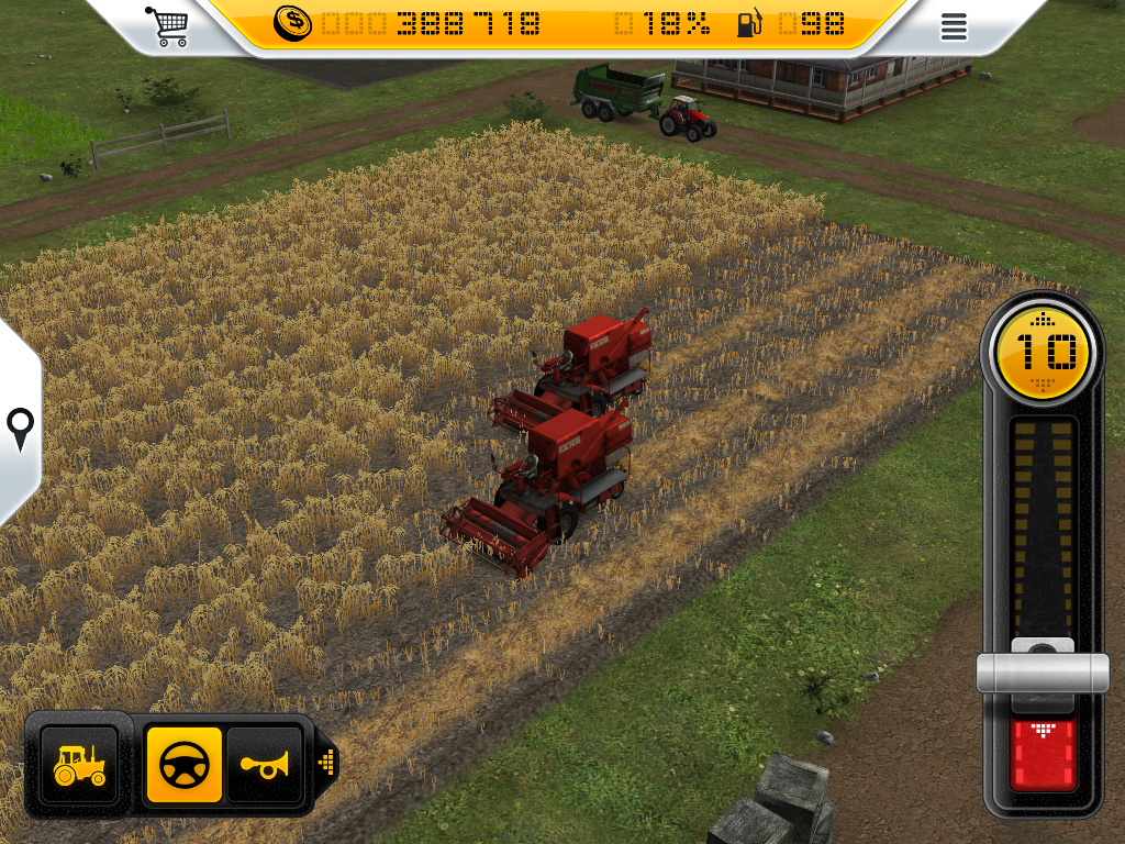 Farming Simulator 14 1.4.8 Screen 8