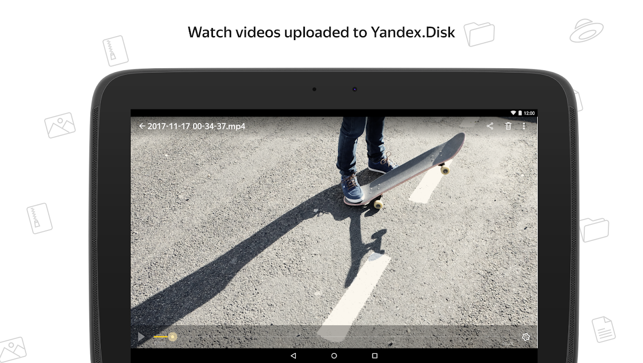 Yandex.Disk 3.76 Screen 5