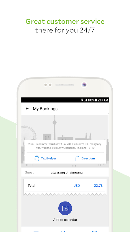 Android Agoda – Hotel Booking Deals Screen 3