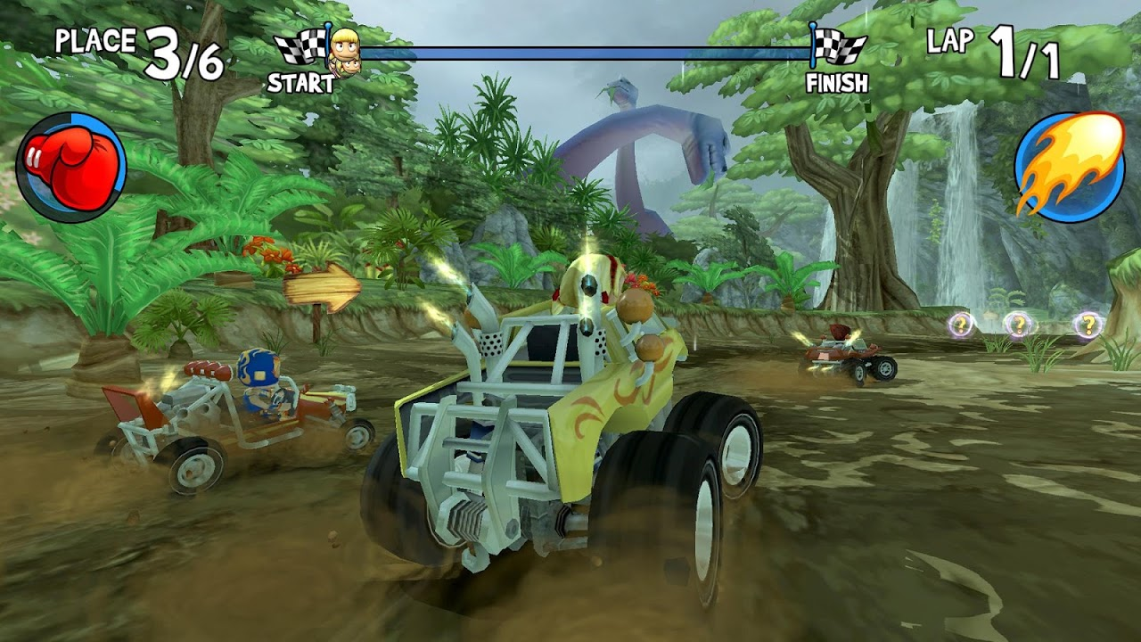 Beach Buggy Racing 1.2.20 Screen 1