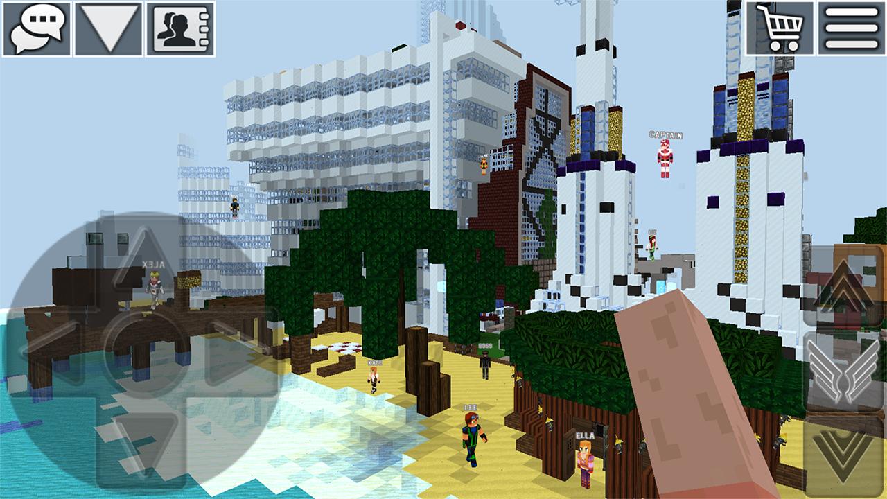 WorldCraft : 3D Build & Craft 3.1 Screen 18