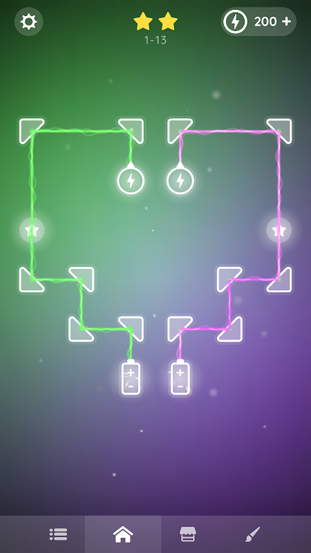 Android Laser Overload Screen 1