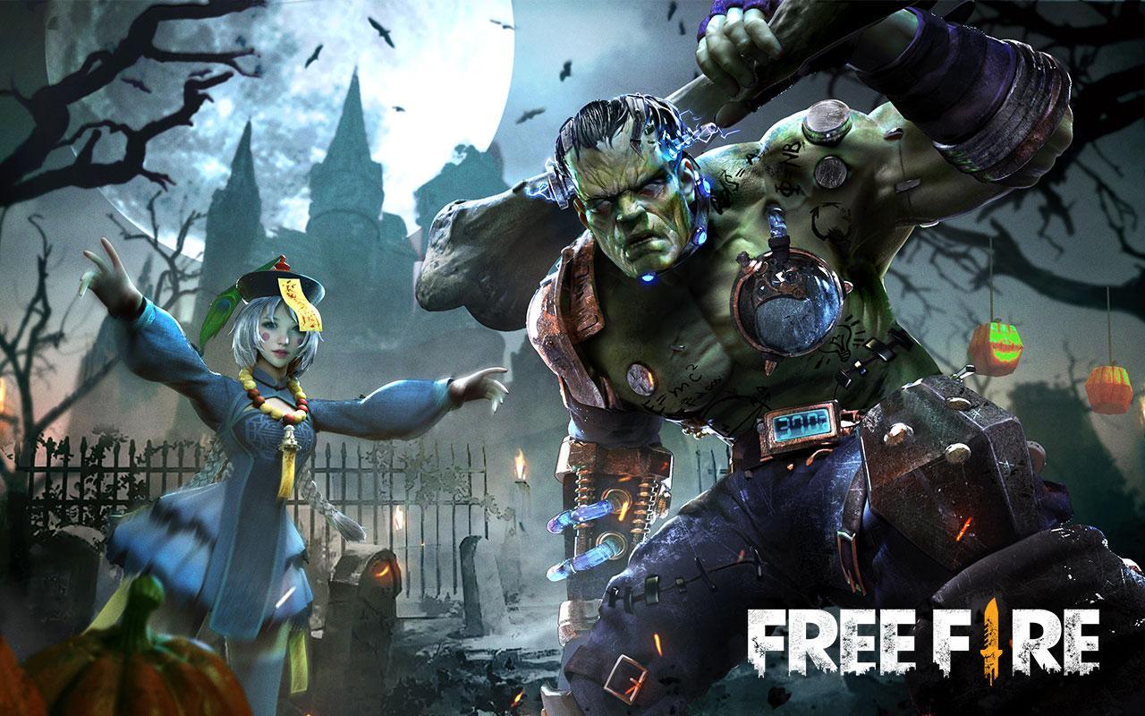 Garena Free Fire: Spooky Night 1.41.0 Screen 1