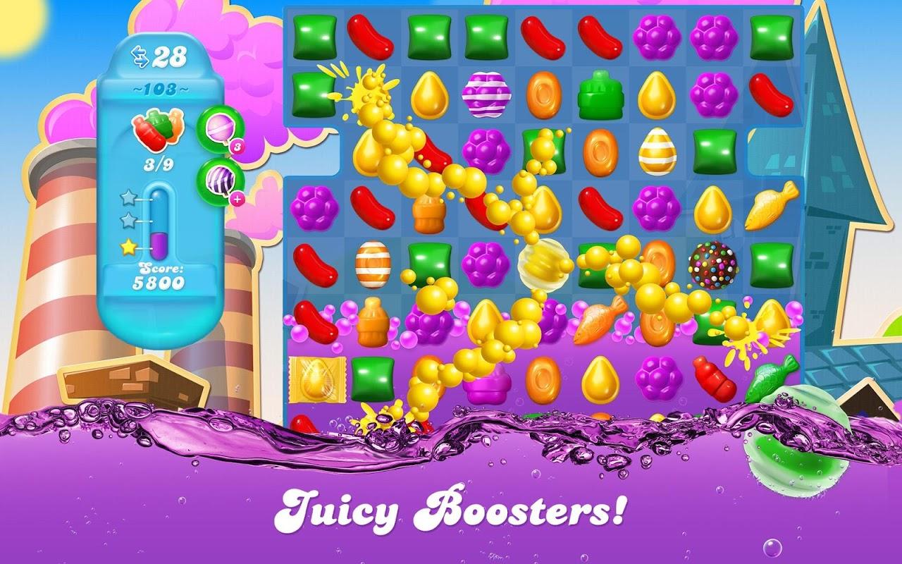 Android Candy Crush Soda Saga Screen 10