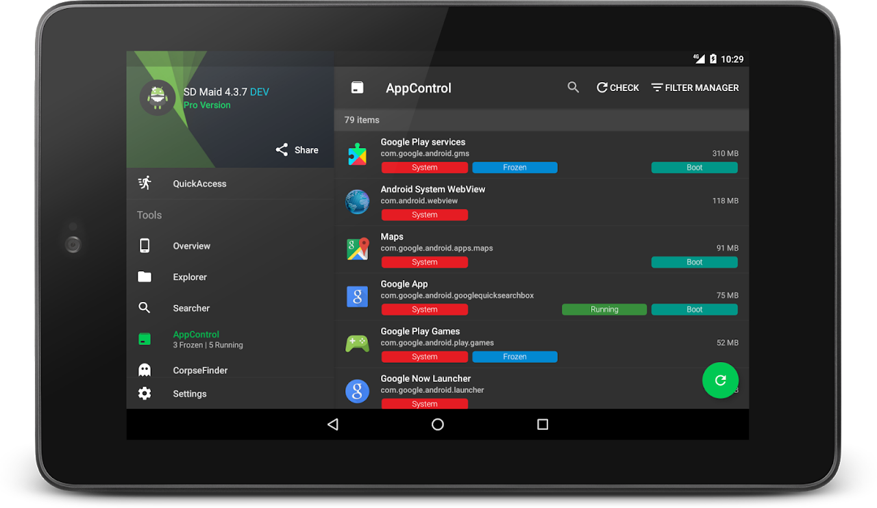 SD Maid - System Cleaning Tool 4.12.3 Screen 18