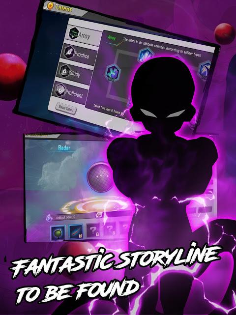 Android Fury Fighter: Awaken Screen 5
