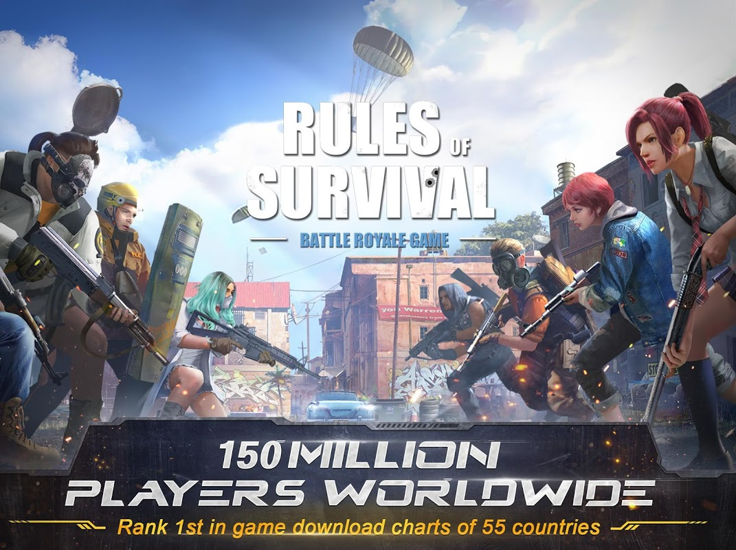 RULES OF SURVIVAL 1.161759.163098 Screen 13