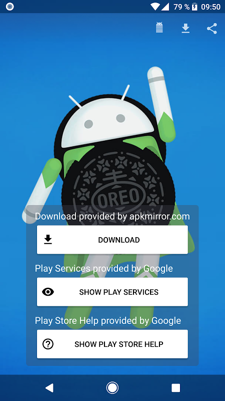 Version for Play Store v1.7.0 Screen 8