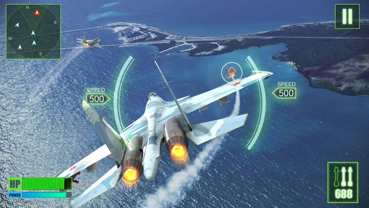Frontline Warplanes 1.1.0 Screen 3