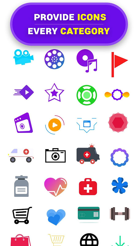 Android Logo Maker & Logo Design Generator Screen 3