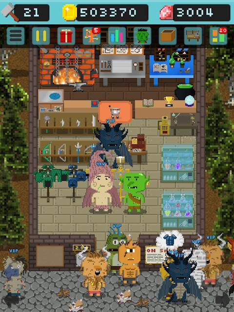 Android Goblin's Shop Screen 9