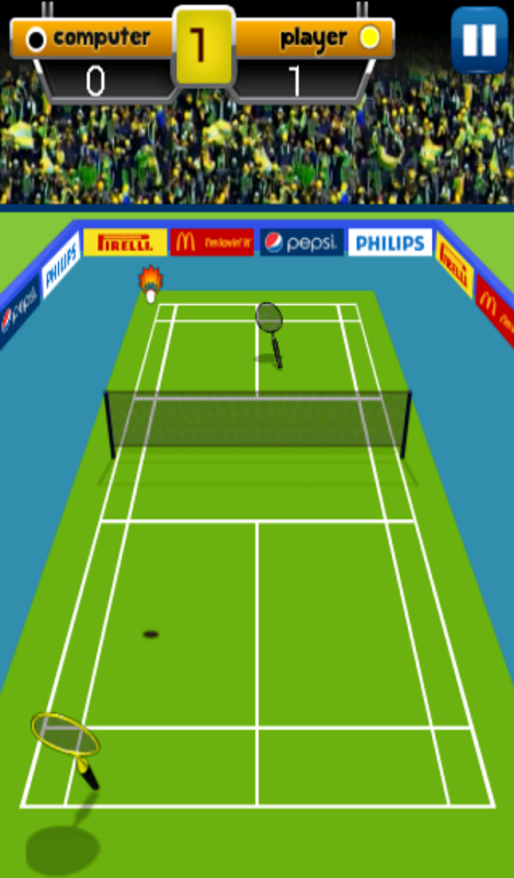 Android Badminton Champion Screen 12