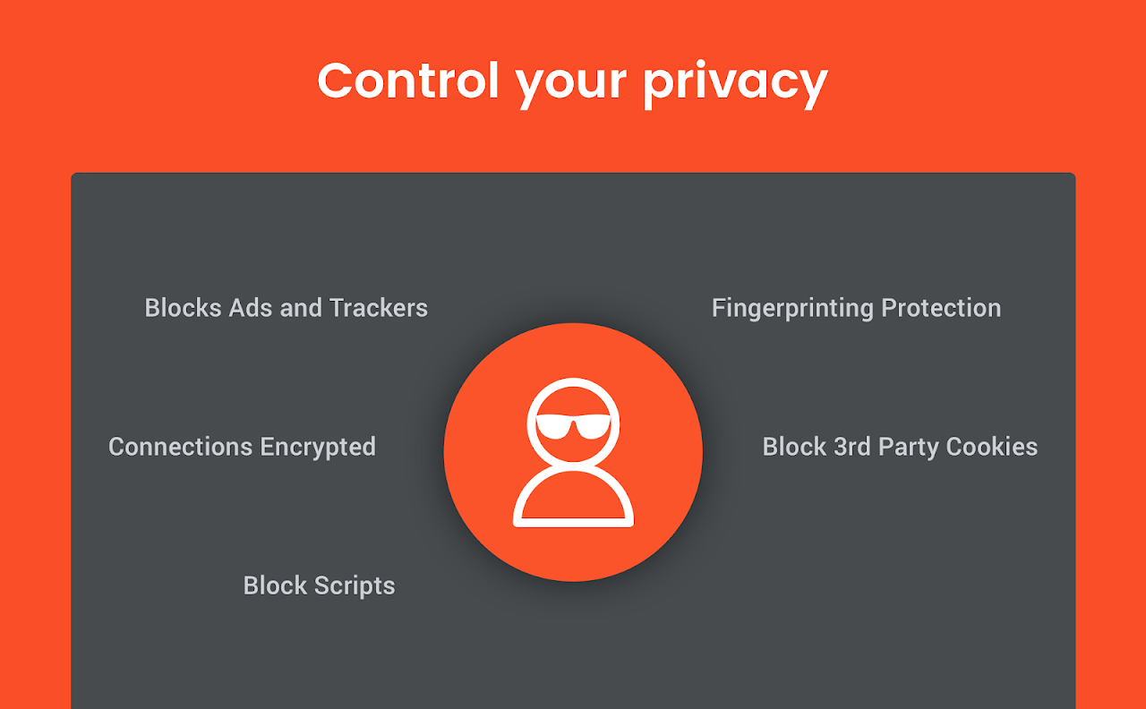 Brave Privacy Browser: Fast, free and safe browser 1.1.1 Screen 6