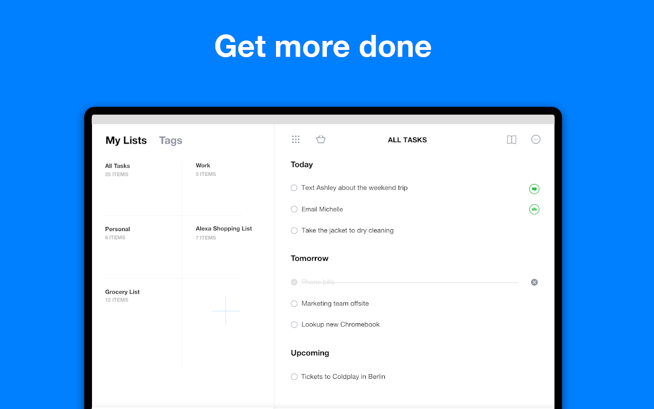 Any.do: To-do list, Calendar, Reminders & Tasks 4.12.0.5 Screen 8