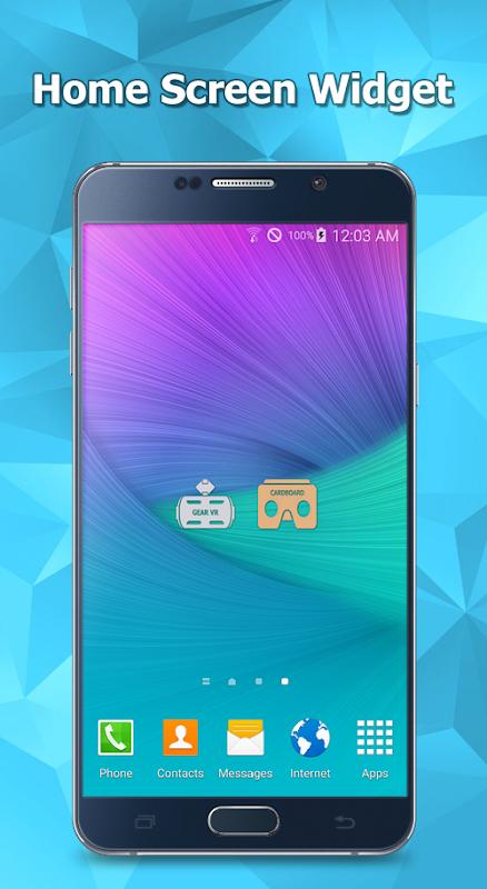 Play Cardboard apps on Gear VR APKs | Android APK