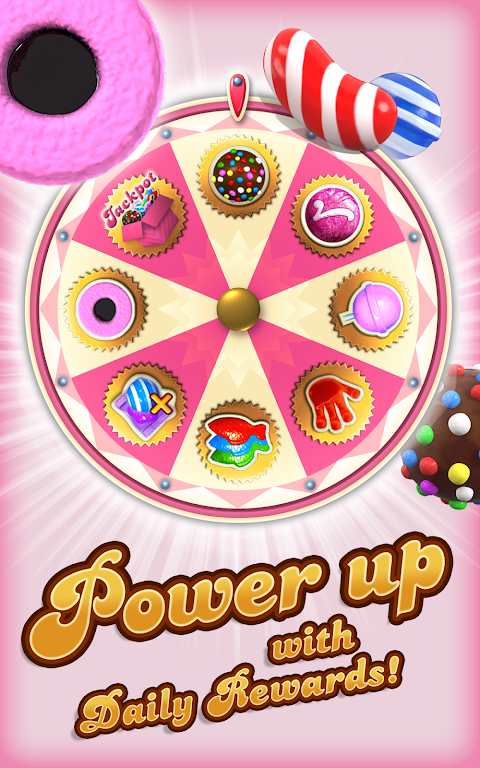 Android Candy Crush Saga Screen 3