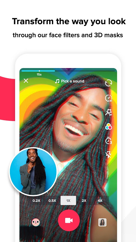 Android musical.ly Screen 2