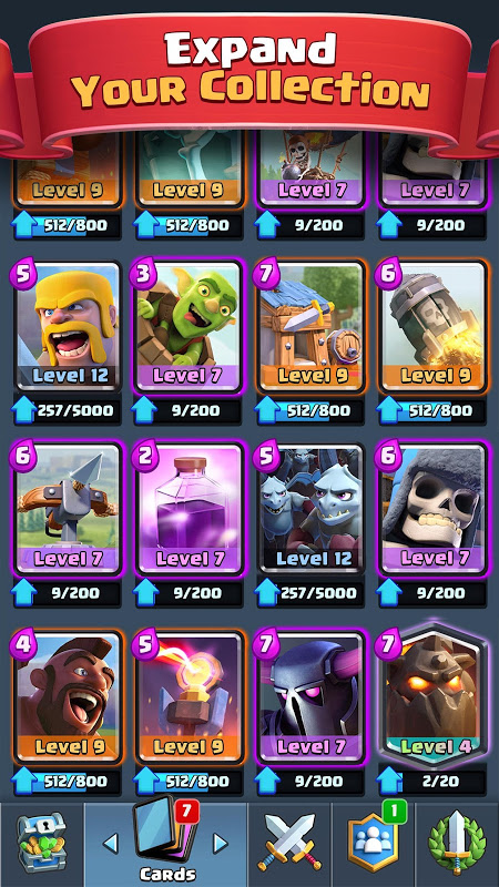 Clash Royale 2.7.5 Screen 2