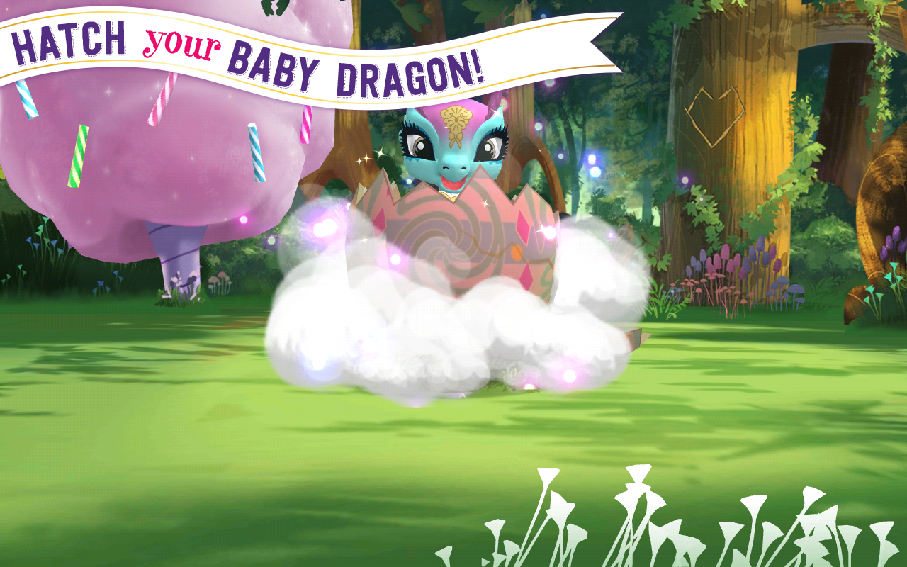 Ever After High™: Baby Dragons 1.7 Screen 10