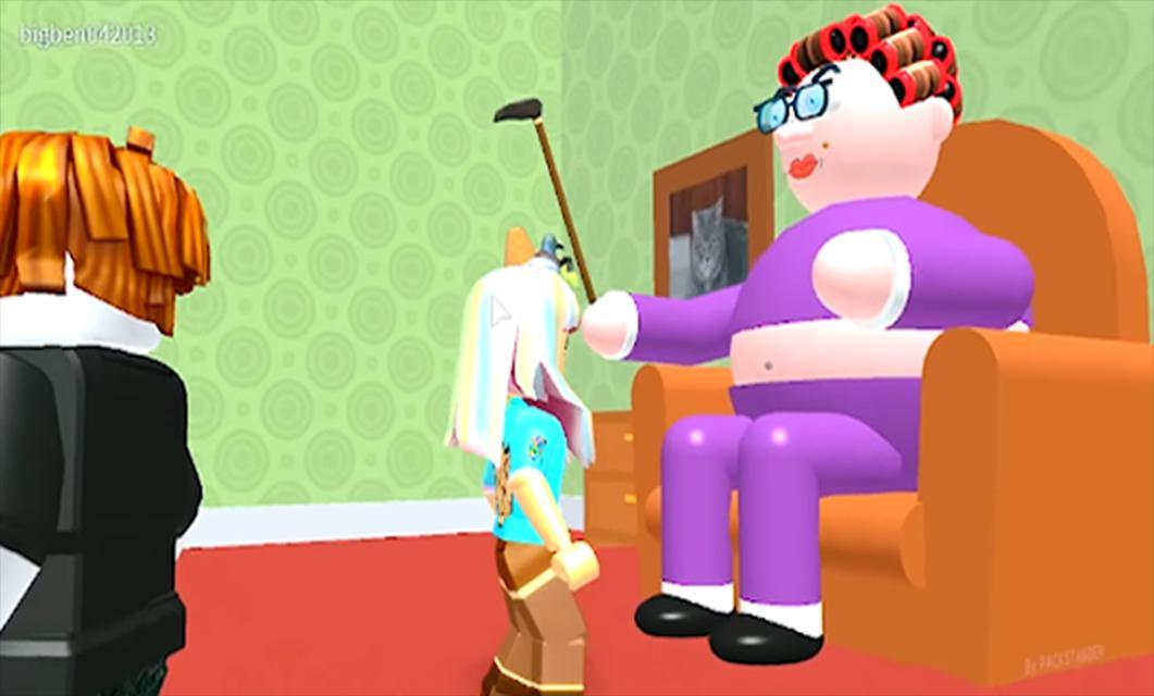 Guide Roblox Escape Grandma's House Obby 1.0 Screen 1