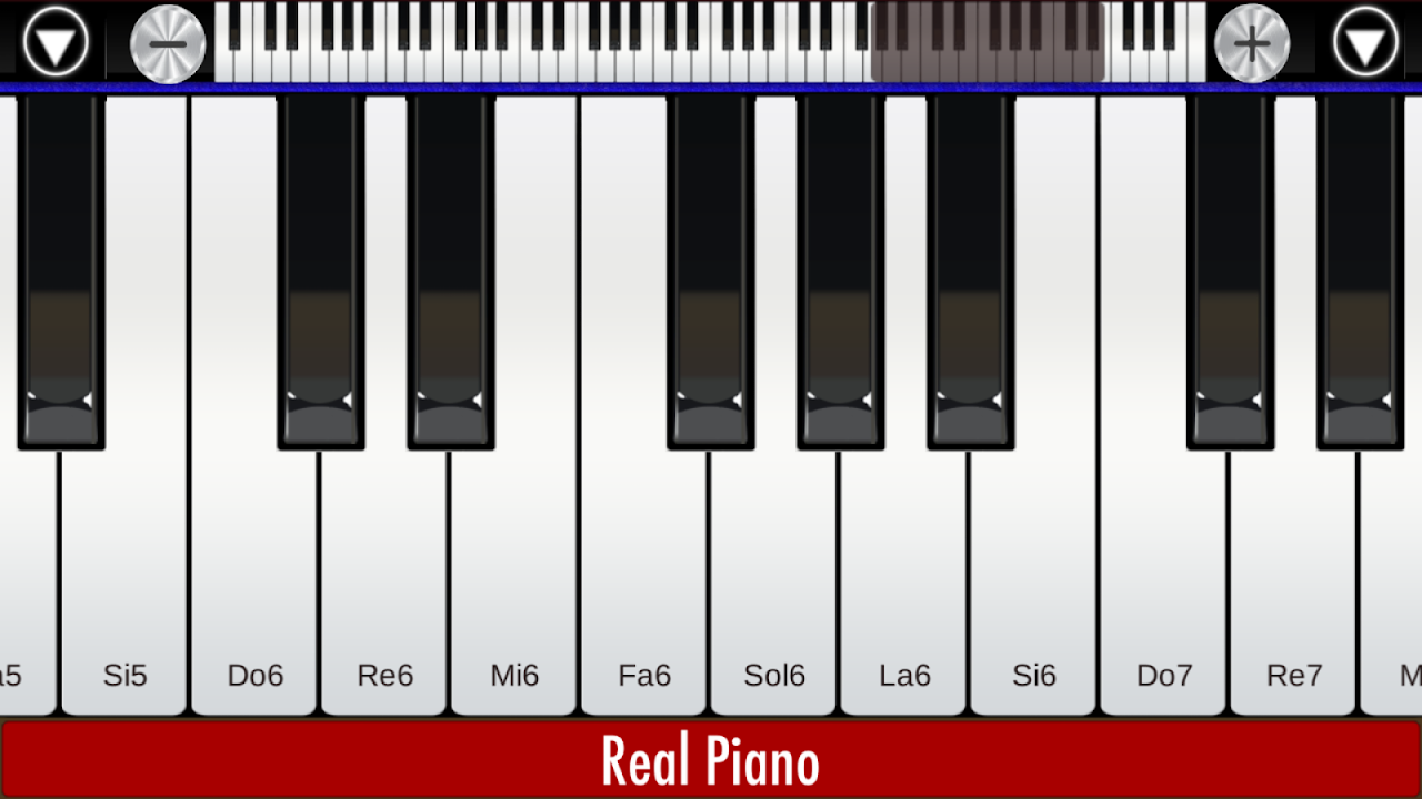 Real Piano 1.9 Screen 3