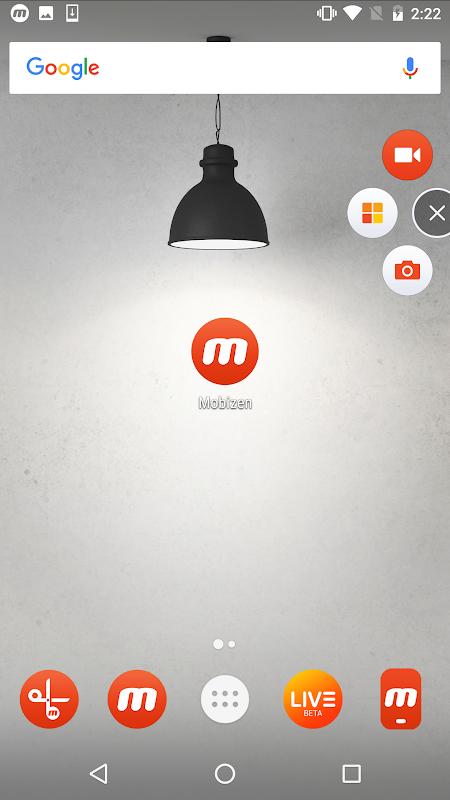 Android Mobizen Screen Recorder Screen 12