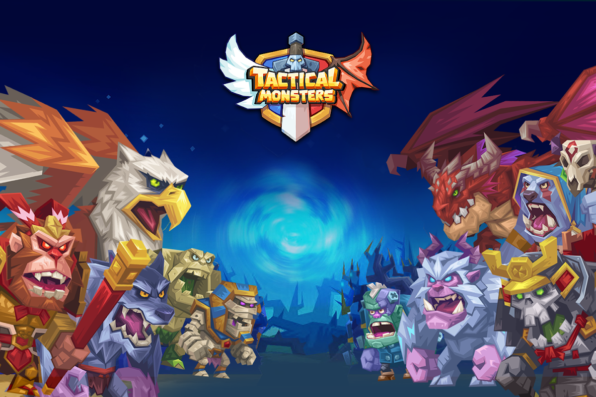 Android Tactical Monsters Rumble Arena -Tactics & Strategy Screen 13