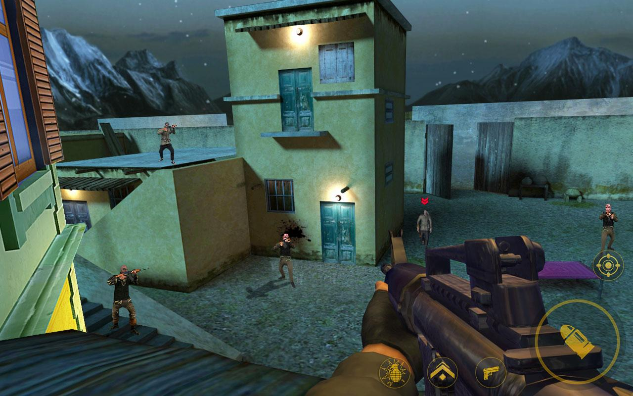 Android Yalghaar: Action FPS Shooting Game Screen 6