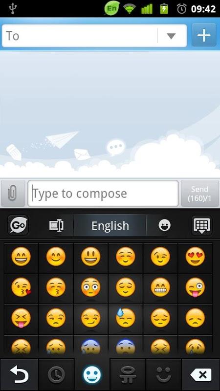 GO Keyboard 10.6.3 Screen 3