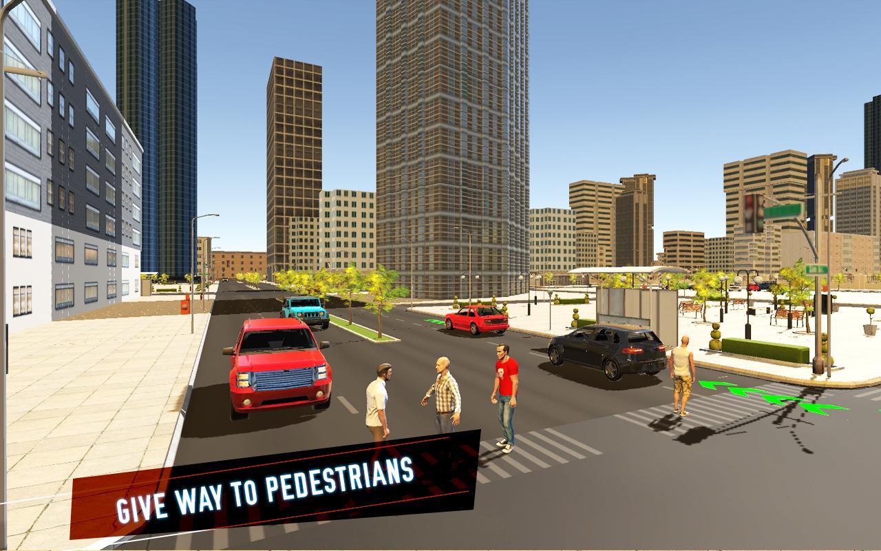 Android Driving School 2019 Car Driving School Simulator Screen 1