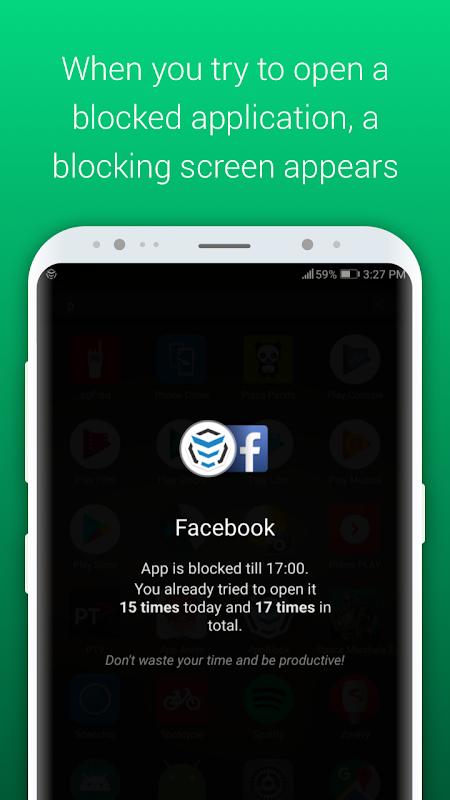 AppBlock - Stay Focused 2.2.1 Screen 4
